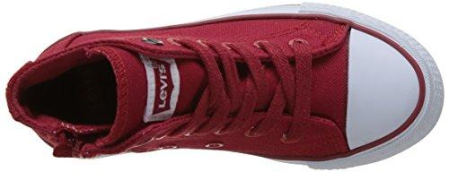 Levi's Trucker Hi - Zapatillas Niños Rouge (Red)