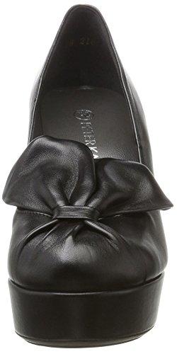Femme Bout Noir 153 Schwarz Zolda Peter Fermé Kaiser Glove Escarpins Noir wnYqxP1
