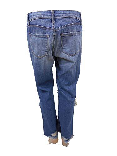 Xs Ginocchia J Brand 2 26 A35 Tg Strappi Jeans qqtPUX