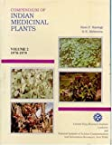 img - for A Compendium of Indian Medicinal Plants: v. 2 (Vol 2) book / textbook / text book