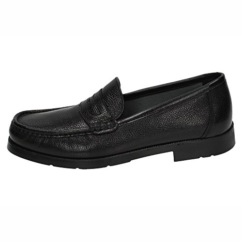 Hombre Zapatos Mocasín Himalaya Made 180 Negro c Mocasines Spain In wC8x0q8fY