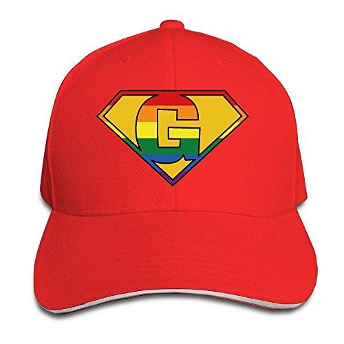 MaNeg Superhomosexual Sandwich Peaked Hat & - Miami Prada Store