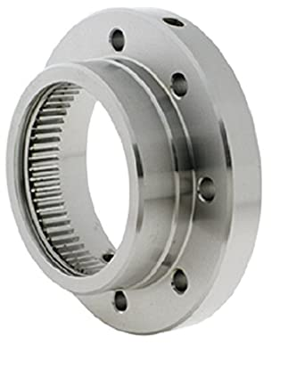 Inch Carbon Steel Lovejoy 03973 Size FA 1.5 Sleeve Component for Sier-Bath Flanged Sleeve Gear Coupling 5500 Maximum Unbalanced RPM 22700 in-lbs Nominal Torque