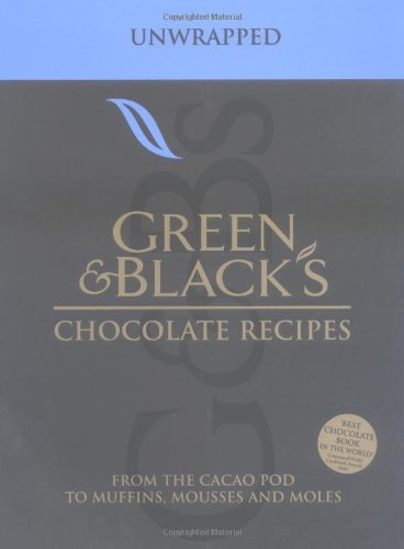 (Green & Black's Chocolate Recipes: Unwrapped - From the Cacao Pod to Muffins, Mousses and Moles by Caroline Jeremy (25-Jun-1905) Paperback)