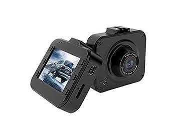 Grabaci/ón del Estacionamiento Sensor de gravedad Gran angular 120/° Videoc/ámara DVR para el Salpicadero del Coche Bluepupile Full HD 1080P 2,4 Pulgadas FHD Caja Negra Salpicadero Micr/ófono Altavoz Incorporado Monitor de Es
