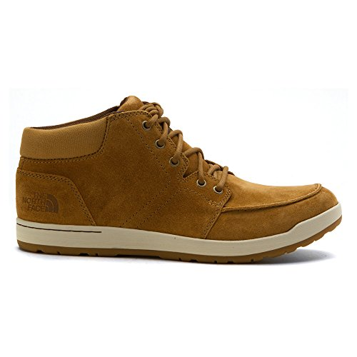 Brown Men's North Dijon Brown Chukka Face High The Boot Evo Ballard Sepia Ankle Leather PwxEvq