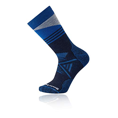Smartwool Blue Od Calze Phd Crew Md 7rqwSC7