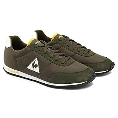 Lecoq Green Walking Shoe For Men
