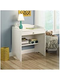 sauder storybook desk soft white our childrens desk is kids bedroom furniture with