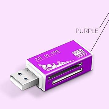 Lector de Tarjetas Multiusos en 1 para Memory Stick Pro Duo ...