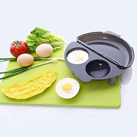 Alftek Moldes Nonstick para Hornear Huevos fritos no tóxicos ...