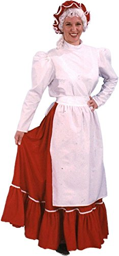 Alexanders Costumes Womens Mrs. Claus