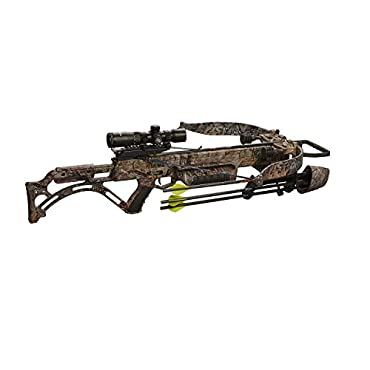 Excalibur Crossbow Matrix Bulldog 400 4400 Crossbow with Tact-Zone, Medium, Camouflage