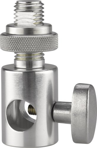 Kupo Baby 5/8-Inch (16mm) Receiver for 3 & 4 Way Clamp, KG005912 by Kupo