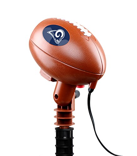 Fabrique Innovations NFL Los Angeles Rams Team Pride Light, Navy, One Size