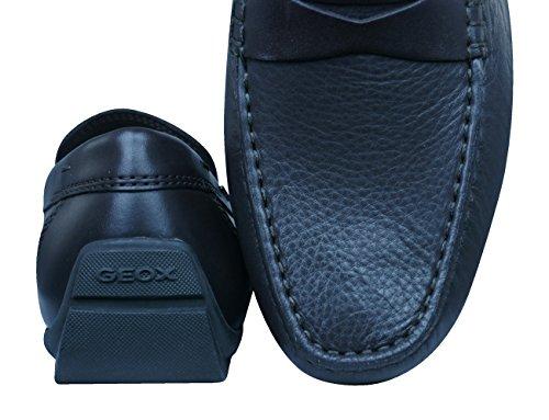Geox Men's U Moner W 2fit D Mocassins Brown (Dk Coffee/Coffee C6t6m) uxip1PWOC5