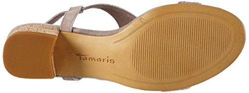 Tamaris 28219 - Sandalias Mujer Beige - Beige (TAUPE 341)