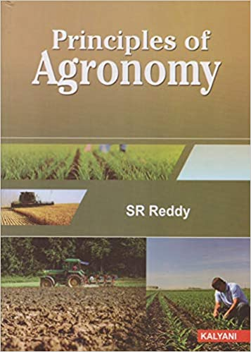 Principles Of Agronomy Book