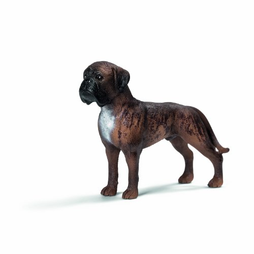 Schleich Male Boxer Toy Figure