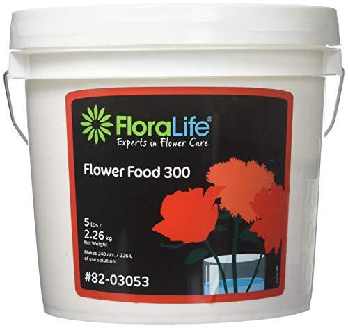 Floralife Crystal Clear Flower Food Powder for F