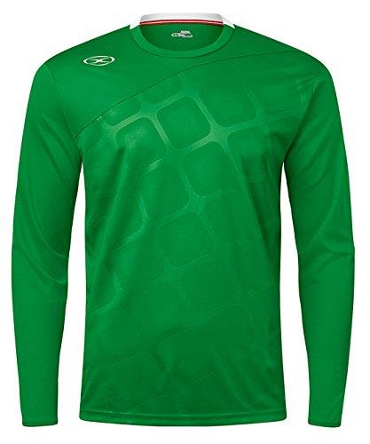 Xara Soccer APPAREL ユニセックスキッズ US サイズ: Youth Large カラー: グリーン B07B9N9P87