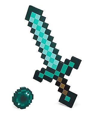 ThinkGeek Minecraft Diamond Sword and Ender Pearl Adventure Kit from ThinkGeek