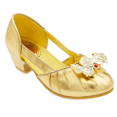 Belle Costumes Shoes - Disney Belle Costume Shoes for Kids