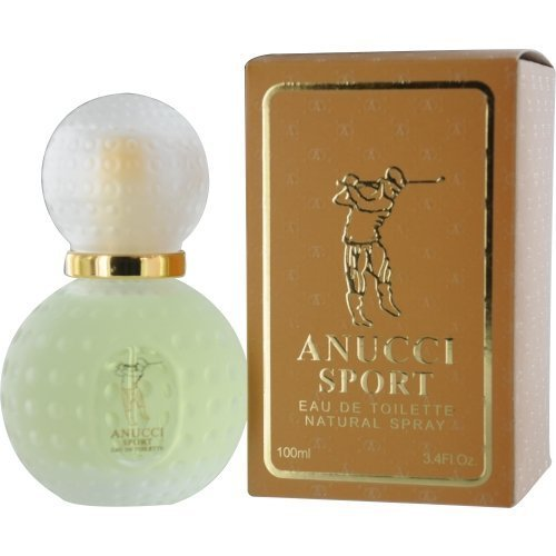 Anucci Sport FOR MEN by Anucci - 3.4 oz EDT Spray