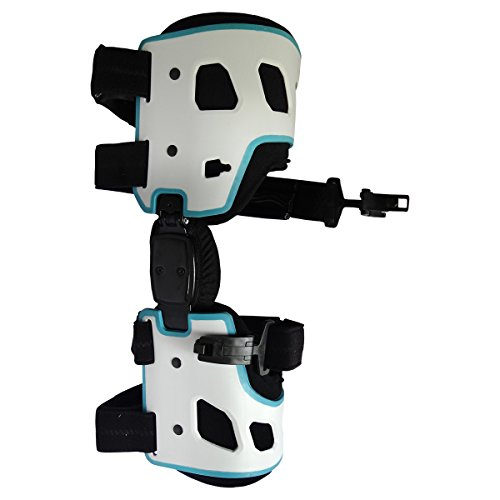 Orthomen OA Unloader Knee Brace for Osteoarthritis, Bone On Bone & Cartilage Injury - Medial - Universal (Left) by Orthomen (Image #3)