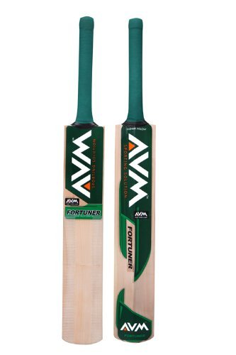 Amazon price history for AVM Fortuner Full Cane Handle Season Kashmir Willow Bat