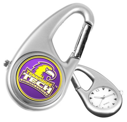 NCAA Tennessee Tech Eagles - Carabiner Watch (College Watches Golden Eagles Tech)