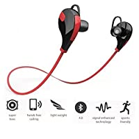 SONTIGA Oppo A37 Compatible Wireless Sports Bluetooth Earphones/Joggers/Headphones