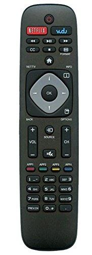 Control Remoto Smartby URMT39JHG003 Works Philips TV 39PF...