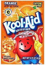 Kool Aid Soft Drink Mix Unsweetened