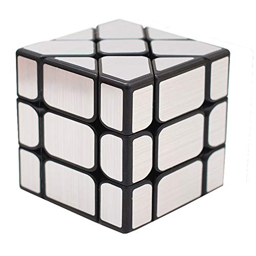Magic Star Cube Transforming Geometric Puzzle Toys for Kids and Adults (Wiper Diamond)