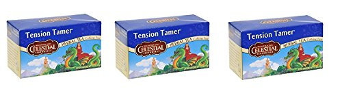 Celestial Seasonings, Tension Tamer, Pack of 3