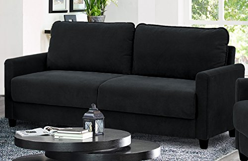 Lifestyle Solutions Scottsdale Sofa In Black Basic Facts