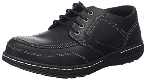 Black Victory Volley Nero Puppies Scarpe Derby Hush Stringate Uomo Bnw80xEvq