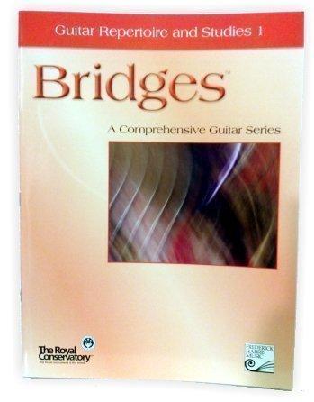 Bridges - Guitar Repertoire and Studies 1 [Paperback]