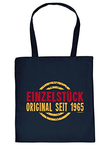 Coole Baumwolltasche zum 50. Geburtstag: EINZELSTÜCK, Original seit 1965 ! Super Geschenk Idee von Goodman Design