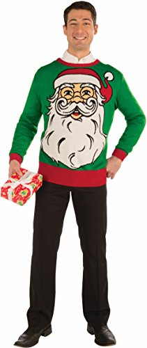Funny Christmas Mug-- Christmas Sweater-- Ugly Christmas Sweater!!-- Christmas Costume-- Choose Your Style!! (Medium, Santa)