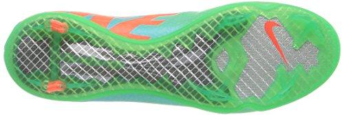 Nike Mercurial Vapor IX FG, Scarpe sportive, Uomo N Lm/Ttl Crmsn-mtllc Slvr-plrz