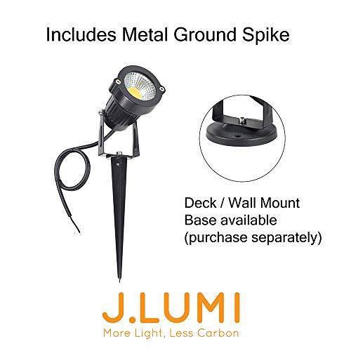 J Lumi Gss61252 Led Flood Light 5w Low Voltage Dc 12v 20