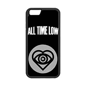 the Case Shop- Customized All Time Low Band TPU Rubber Case Cover Skin for iPhone 6 4.7 Inch , i6xq-712