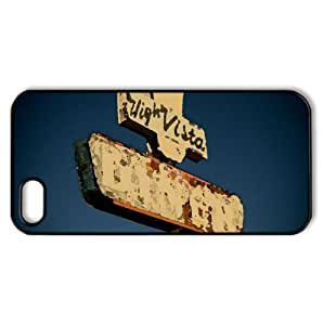 Diner Sign Watercolor style Cover iPhone 5 and 5S Case