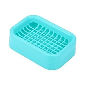 Binmer(TM) 8 Colors Brand New Travell Plastic Soap Dish Box Case Holder (G)