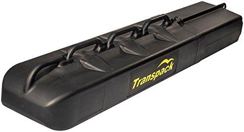 Transpack Jet Hard Case Wheeled Double Ski Bag 2018