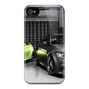 Faddish Phone Black And Green Bmw Cases For Iphone 6 / Perfect Cases Covers
