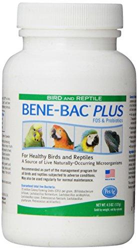 Bene-Bac® Bird & Reptile Powder, 4.5oz