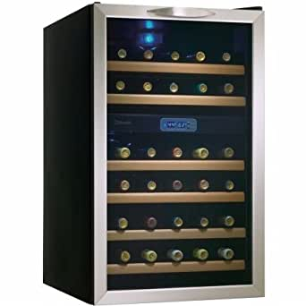 Amazon Com Danby Dwc283bls 3 5 Cu Ft 30 Bottle Free